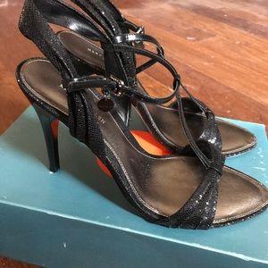 Karen Millen strappy evening shoes